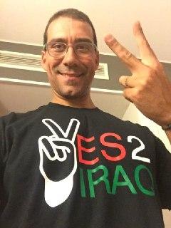 مدرب اسباني: أعظم الأشياء التي أتعلمها من الشعب العراقي هو الحسين