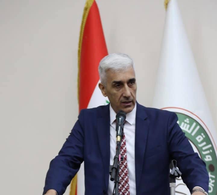 وزير الشباب والرياضة يتدخل لحل لازمة لاعب الاولمبي مروان البازي