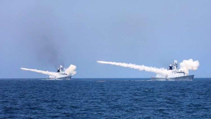 الصين تندد بالاستفزازات الأمريكية في بحر الصين الجنوبي