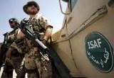 """""""ايساف"""" على وشك الانتهاء من نقل المهام الامنية الى الجيش الافغاني"""