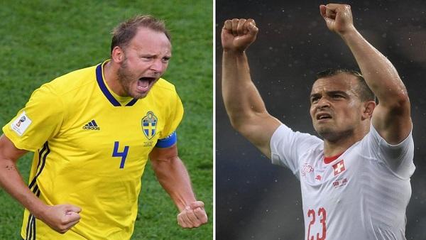 التشكيلة المتوقعة لمواجهة السويد وسويسرا