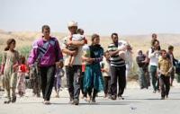 تسلم  (465) ألف أسرة نازحة  منحة المليون في عموم  العراق