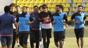 أمانة بغداد يلاقي المقاولون المصري بمباراة ودية تحضيرا لدوري الكرة