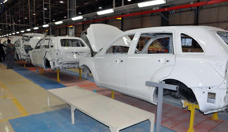 Iraq is heading for the production car - name and design and synthesis