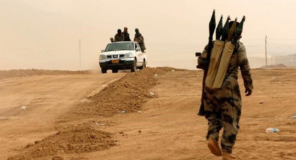مبعوث أميركي: داعش يشكل نفسه مجدداُ في ديالى وكركوك