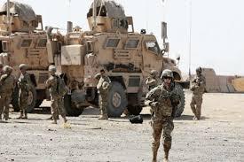 سلسلة انفجارات تستهدف الجيش الاميركي في منفذ جريشان بين العراق والكويت