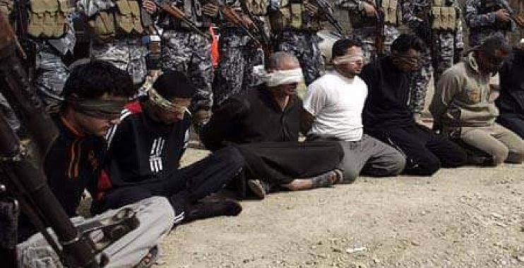 القبض على متهمين وفق مواد قانونية مختلفة في بغداد