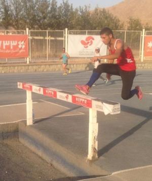 لاعبو القرنة يستعدون لبطولة العراق بألعاب القوى