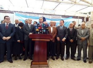 الجبهة التركمانية تطالب بتمثيل حقيقي في الكابينة الحكومية المتبقية التي ستعلن بعد اسبوع