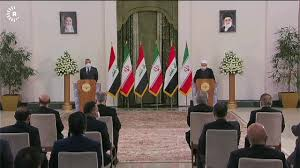 IRANIAN FOREIGN MINISTER VISITS BAGHDAD SUNDAY Image