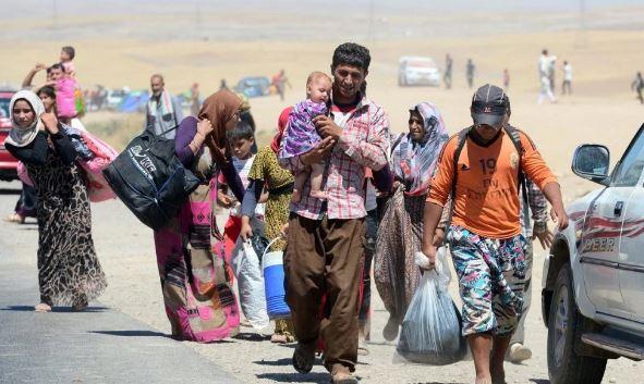 عودة نحو 50 % من نازحي الساحل الايمن من الموصل