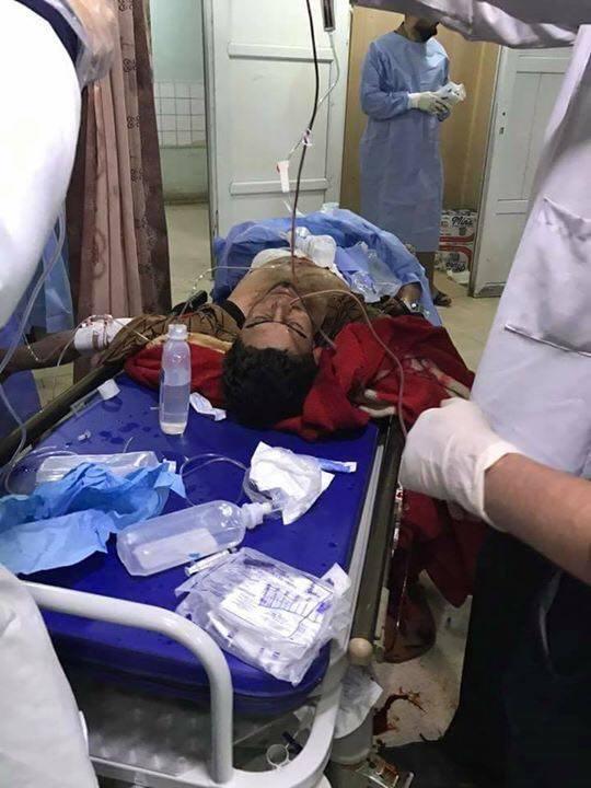 """""""بالأسماء"""" 40 قتيلا وجريحاسقطوا باربعة تفجيرات انتحارية استهدفت حفلا للزفاف في قرية السعد أمس"""