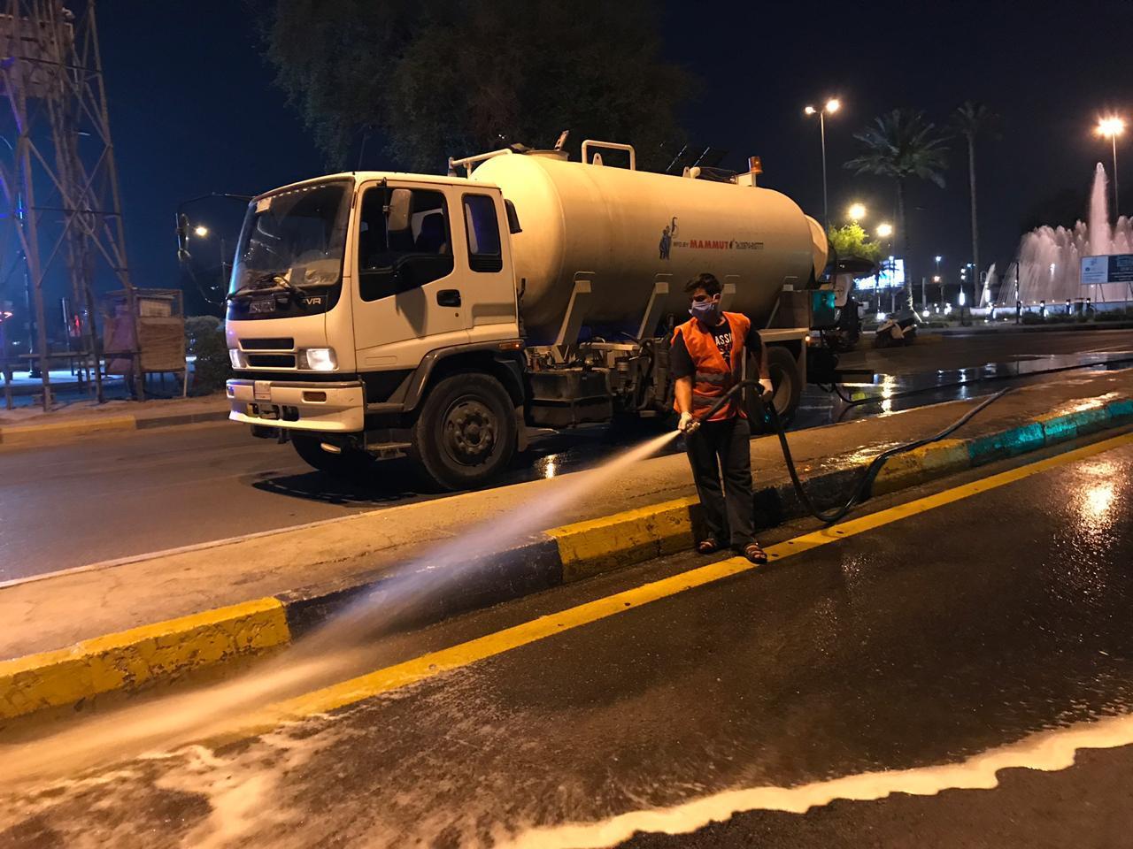 امانة بغداد: تعاون المواطن مهم في تقديم الخدمات