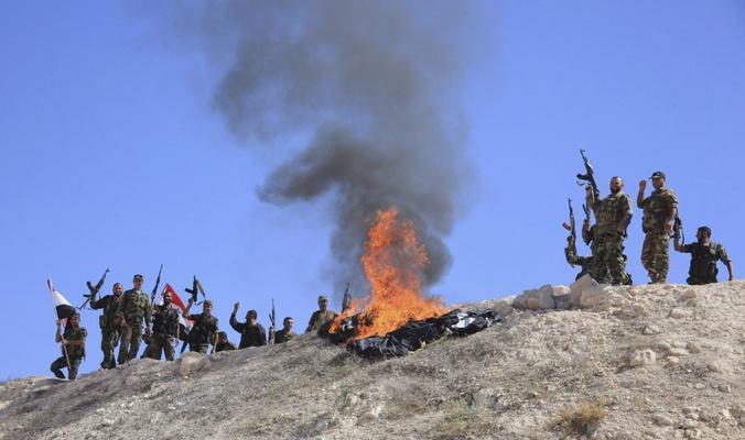 احباط هجوم لداعش استهدف حقول علاس وعجيل شرقي صلاح الدين