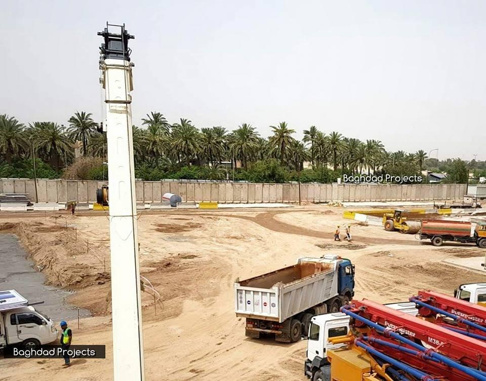 بالصور.. البرج الأعلى والأكثر تكلفة وجدلاً في العراق!