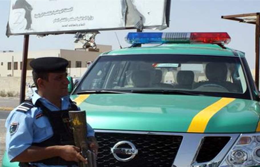 نجدة بغداد تضبط عبوة داخل عجلة في منطقة الحرية