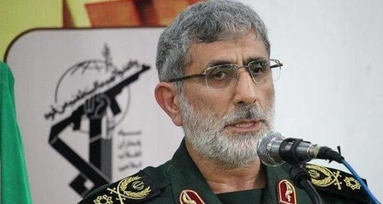 قاآني في بغداد لحسم ثلاثة ملفات رئيسة
