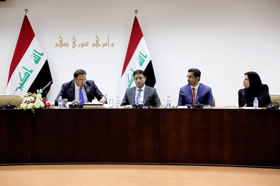 الكعبي: على اللجنة القانونية تقديم ملاحظاتها بشان النظام الداخلي للمجلس خلال 15 يوم