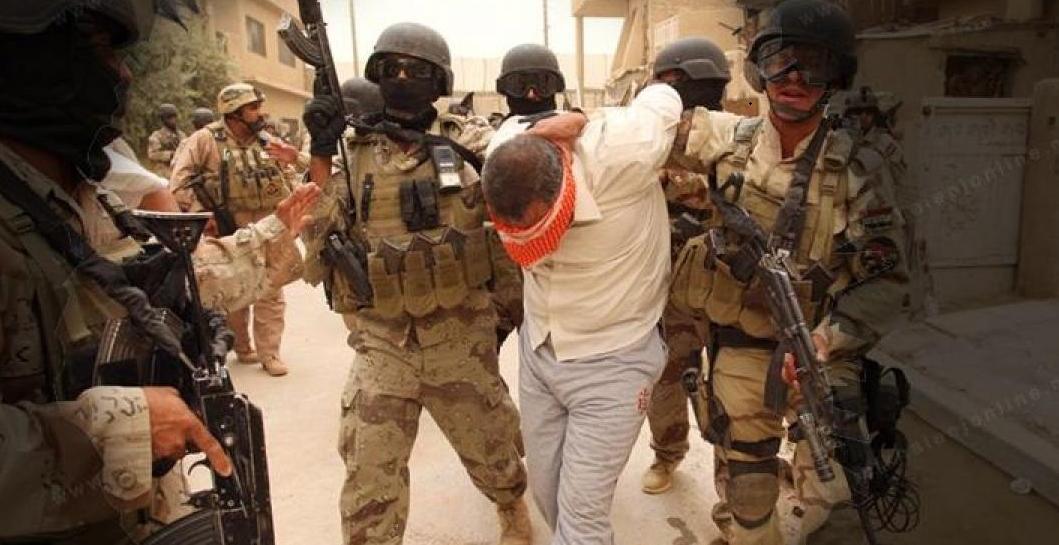 عمليات بغداد تعلن اعتقال متهمين بجرائم السرقة والارهاب