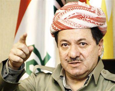 Barzani - spiteful Maliki and Sunni Arabs biggest loser new boundaries drawn in blood