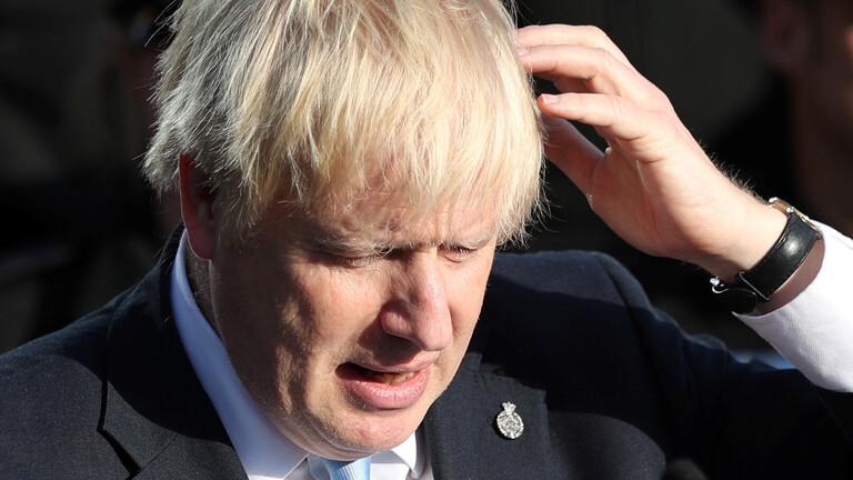 أول خبر سار لبوريس جونسون منذ توليه رئاسة وزراء بريطانيا