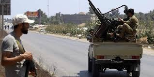 ليبيا: سماع أصوات اشتباكات متقطعة جنوبي طرابلس
