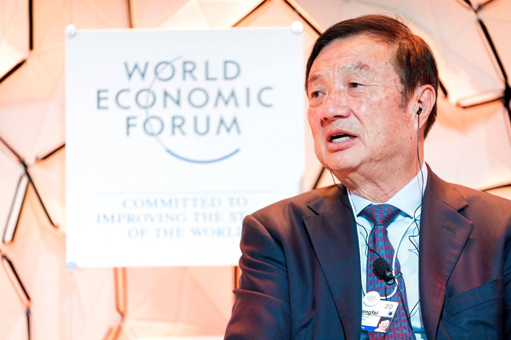 """مؤسس """"هواوي"""" يقلل من أهمية الحظر الأمريكي على أعمال الشركة في 2020"""