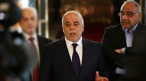Abadi Coalition: Continued to question Abdul Mahdi until the withdrawal of confidence from his government Image