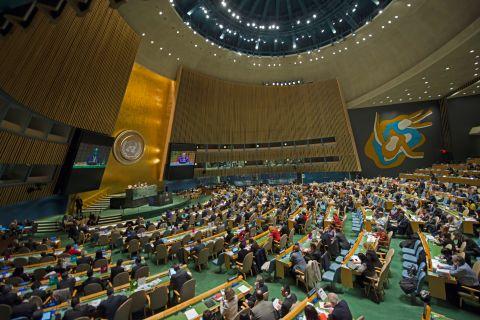 الأمم المتحدة تعلن استعدادها لانهاء الازمة في العراق وايران