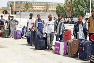 للمصريين .. هويات تقاعد من العراق