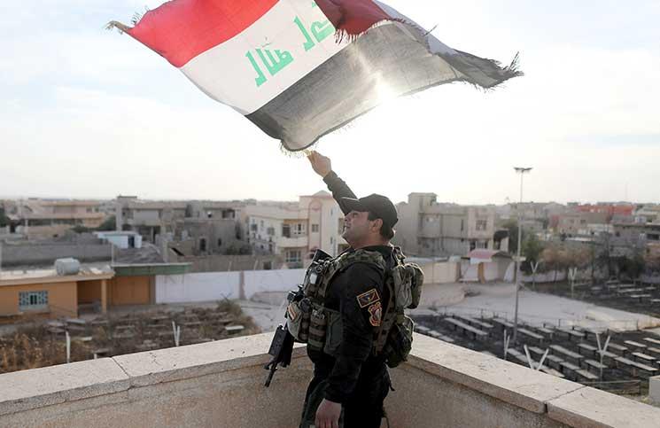 قادمون يا نينوى تعلن تحرير حيي المعلمين والسايلو في أيمن الموصل