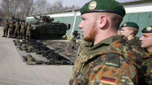 المانيا ترسل 60 خبيراً عسكرياً الى العراق