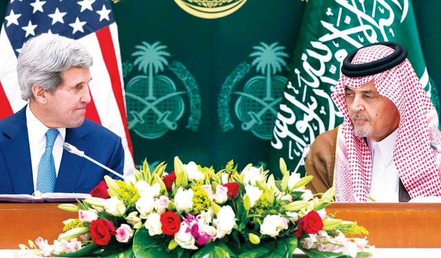 GCC - Iran seizes Iraq