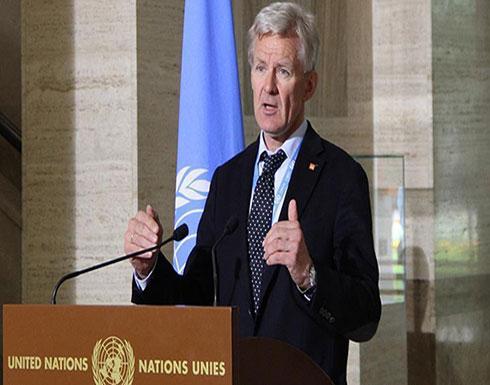 الأمم المتحدة تدعو النظام والمعارضة لاحترام الاتفاق التركي الروسي حول إدلب