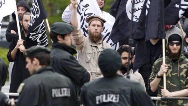 رغم حملات التوعية تنامي  أعداد السلفيين في هامبورغ