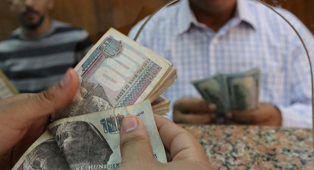 الجنيه المصري يواصل ضرباته للدولار