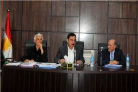 The Ministry of Finance and Economy Kurdistan