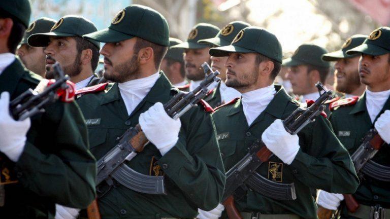 """الحرس الثوري الإيراني """"منظمة إرهابية"""" بقرار امريكي"""