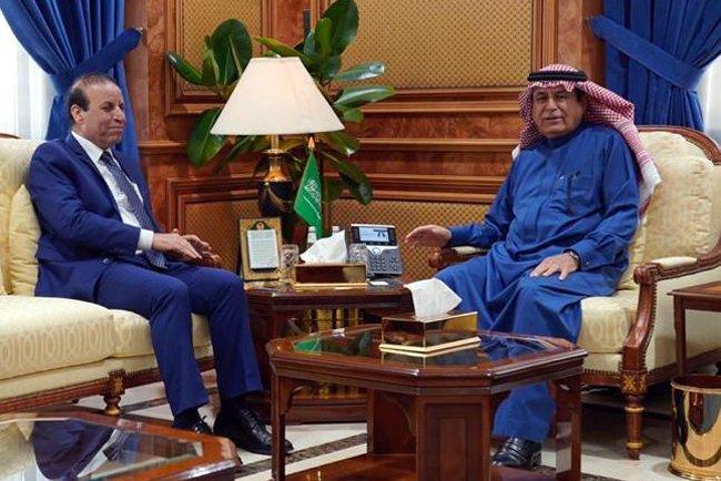 العراق والسعودية يبحثان تبادل الخبرات وإقامة ورش عمل مشتركة