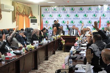 البلديات ترفض تعيين علي صبيح مديرا لمجاري الديوانية