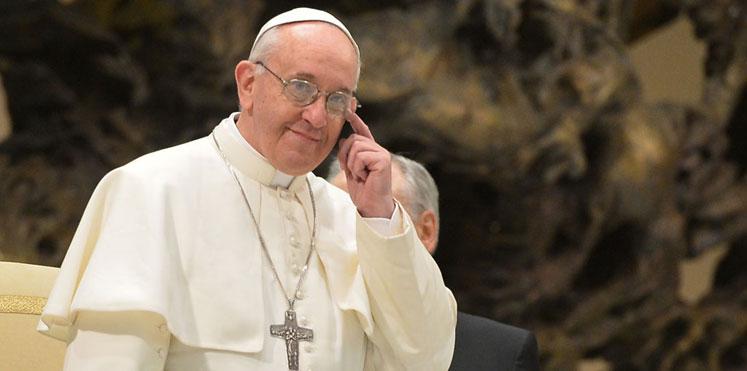البابا فرنسيس يزور العراق بعد تشكيل الحكومة الاتحادية الجديدة