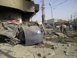 انفجار عبوة ناسفة في قضاء ابو غريب يخلف 3 اصابات