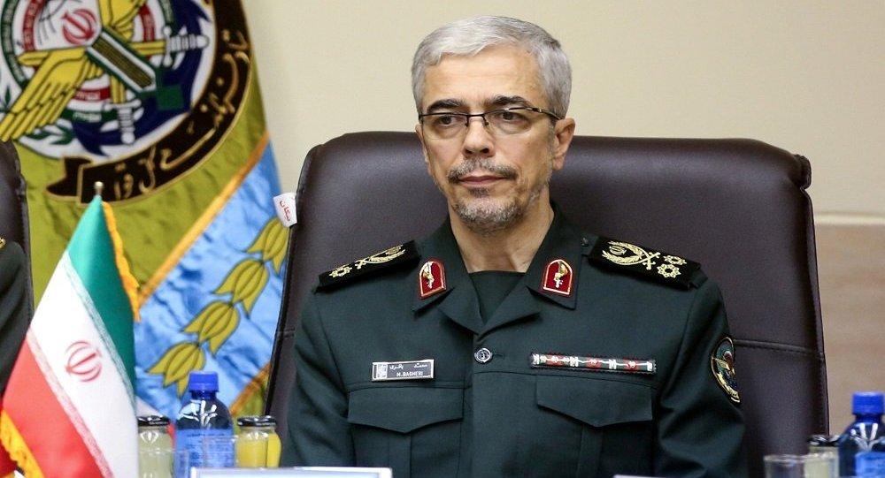 إيران: سنرد بصرامة على أي تحرك أمريكي يستهدف أمننا القومي