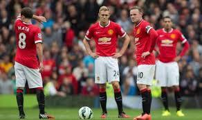 خسارة مانشستر يونايتد للمرة الثالثة على التوالي
