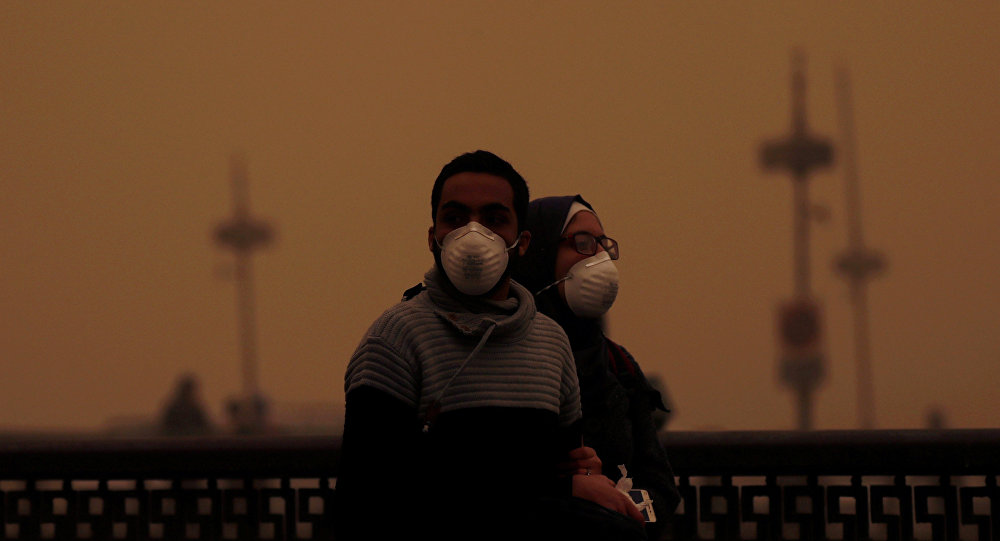 مصر تحت حصار العاصفة