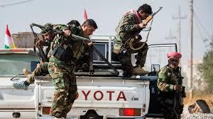 الحويت يدعو العبادي لاعادة نشر قوات البيشمركة في المناطق المتنازع عليها