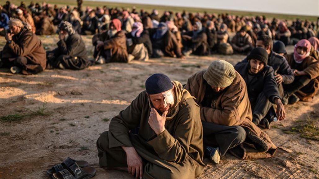وفود اوروبية في بغداد لبحث نقل الدواعش من سجون قسد الى العراق