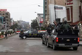 عمليات بغداد تفرض 96 الف حجز وغرامة منذ فرض حظر التجوال