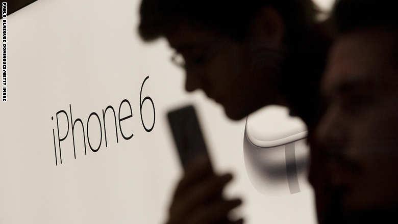 """مطالبة """"آبل """" بتعويض قدره 5 ملايين دولار بسبب السعة التخزينية لـ""""آي فون 6"""""""