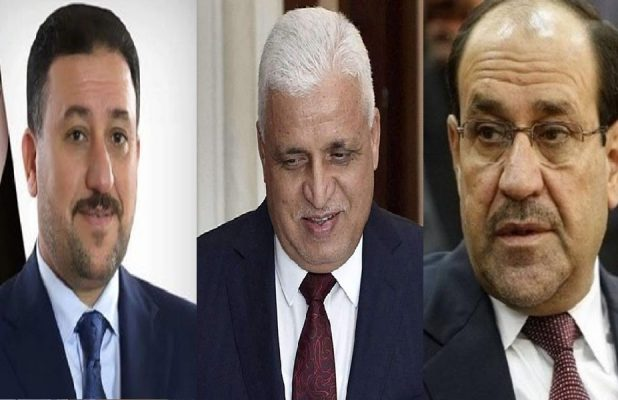 Newspaper: Maliki about his money to Iran and he and Fayyad and dagger on the list of new US sanctions Image
